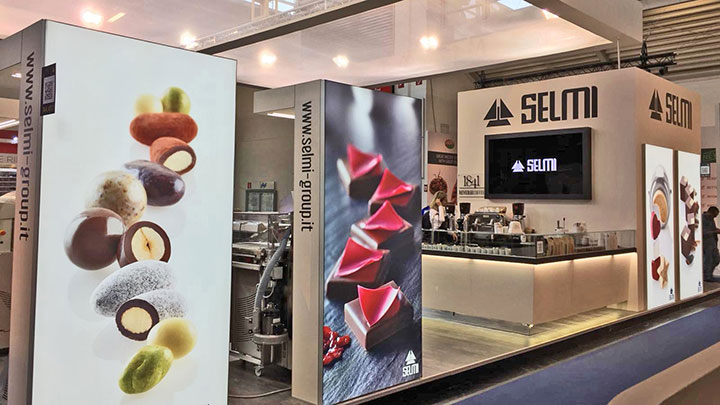 Selmi's exhibitions Stands